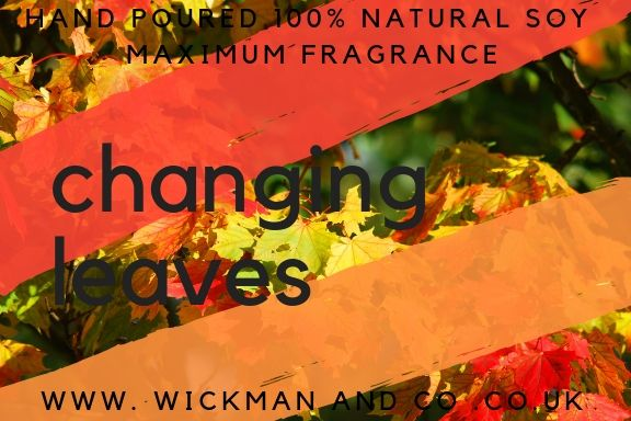 Changing Leaves Soy Wax Melt